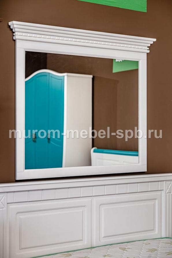 Фото Зеркало к комоду из серии