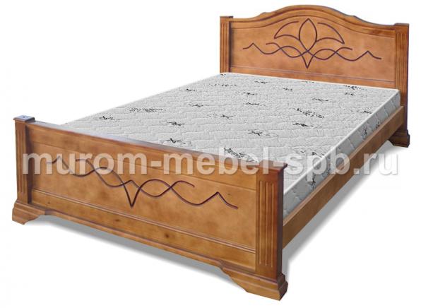 Фото Кровать Лилия
