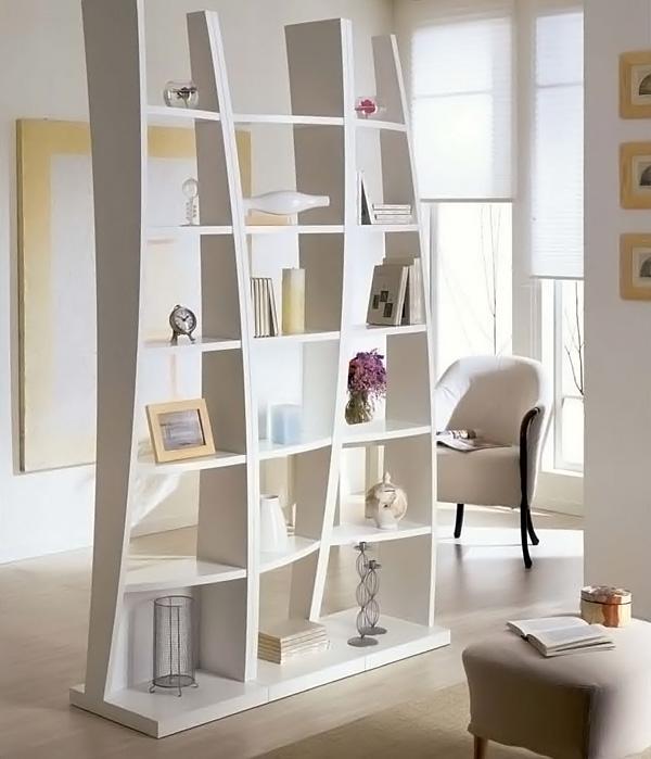Мебельные стеллажи