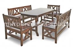 Фото Набор мебели для веранд и террас