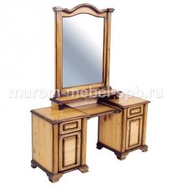 Фото Стол туалетный с зеркалом