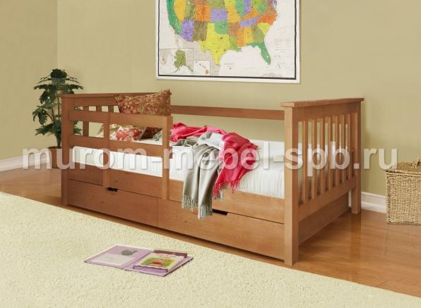 Фото Детская кровать Аристо