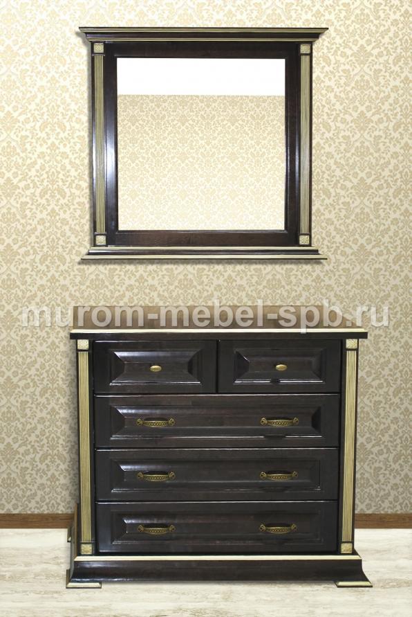 Фото Комод и зеркало из серии