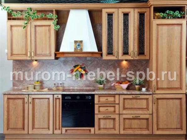 Фото Кухня Виктория
